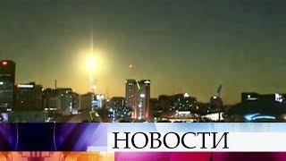 Над Австралией пронесся огромный метеорит, озарив небо сразу над двумя южными штатами.