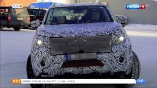 Toyota Tundra (Тойота Тундра).Mercedes X-Class Pickup.Chevrolet Silverado.Видео...