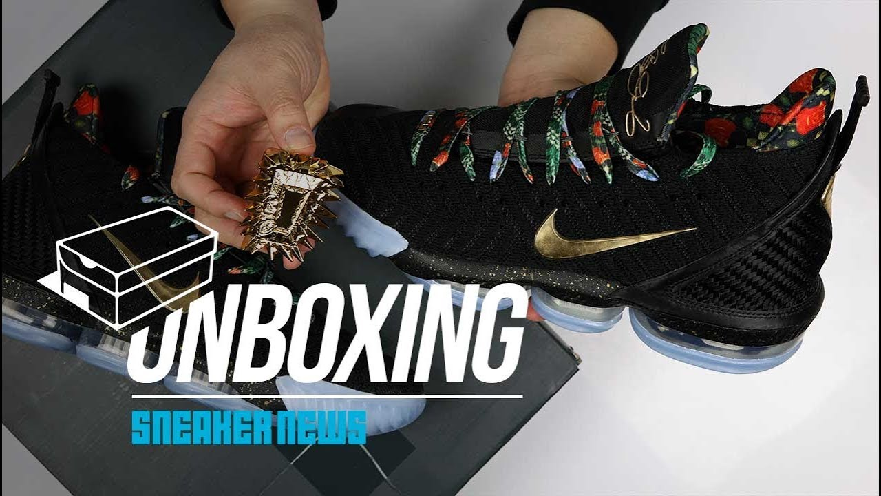 timeless design efccb 06573 These  5,000 Nike LeBrons Have Returned, Sorta. Sneaker News
