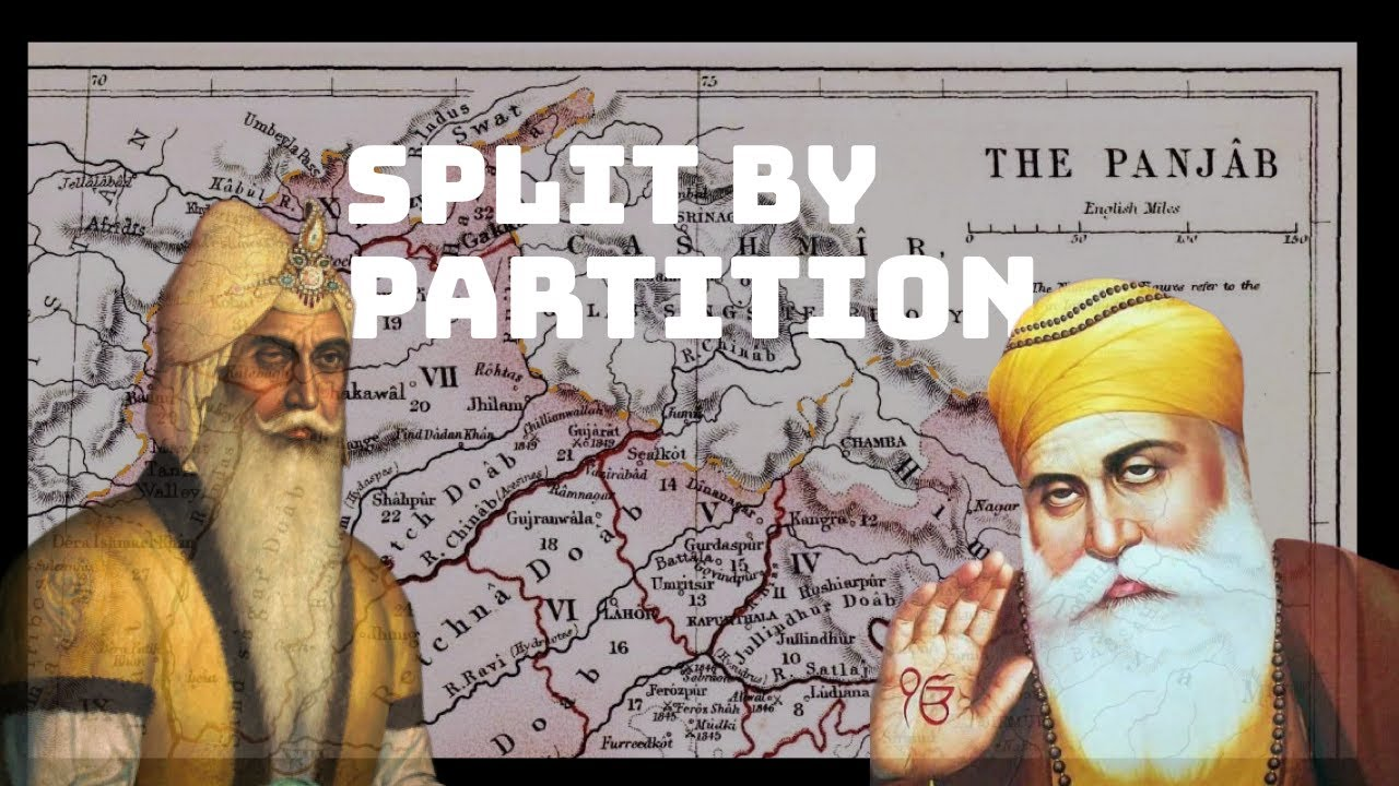 Forgotten by Partition: The story of United Punjab I 1947 Partition