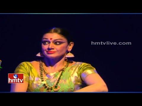 Actress Shobana Dance Performance at Shilpa Kala Vedika | Hyderabad | HMTV
