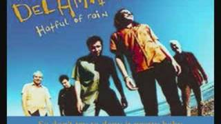 Roll to Me - Del Amitri (with lyrics)
