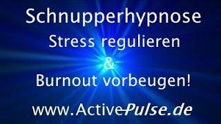 HYPNOSE MP3 Entspannung und Erholung bei Stress, Burnout - Ruhe und Harmonie - Stress-Management