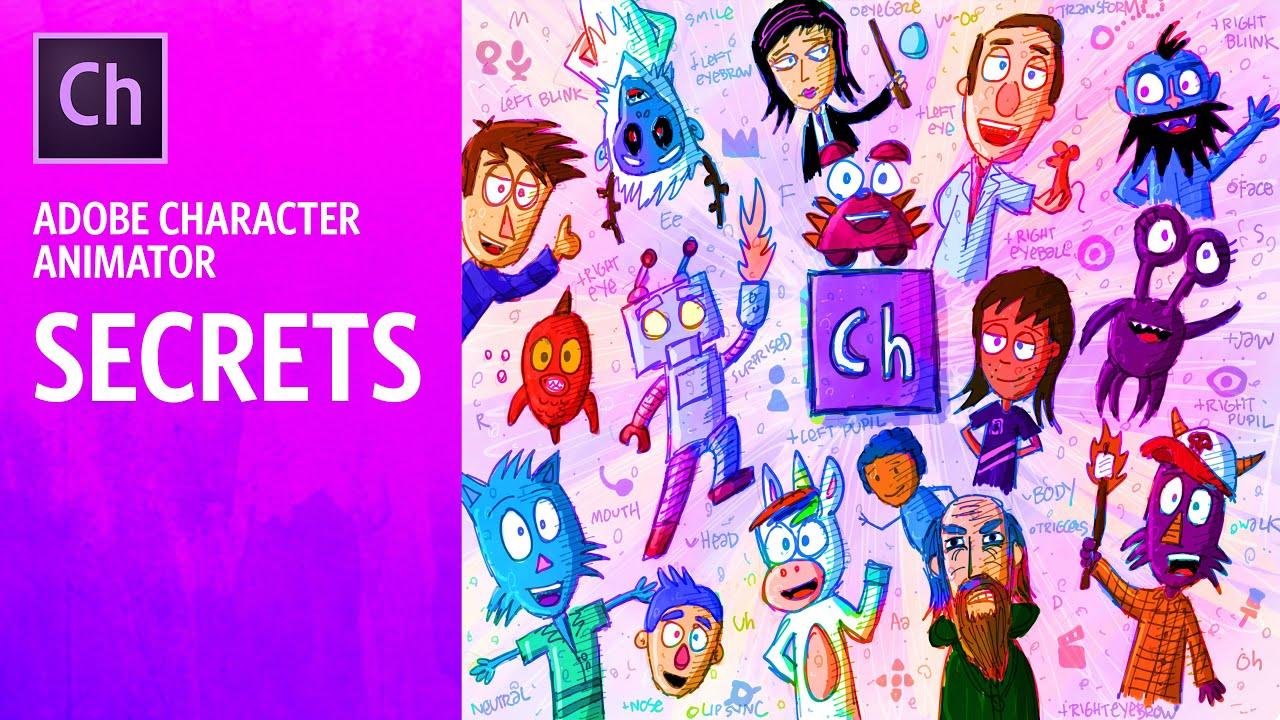 Adobe Character Animator TTPs & Intel - cover