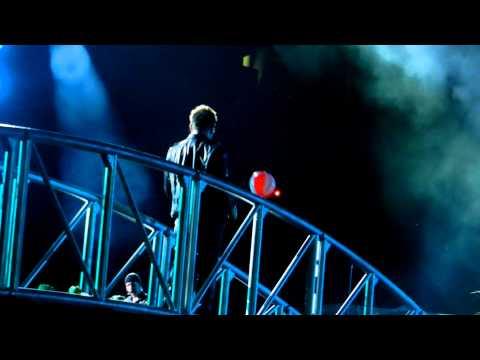 Elevation, U2 Live At Soldier Field, Chicago 7/5/2011