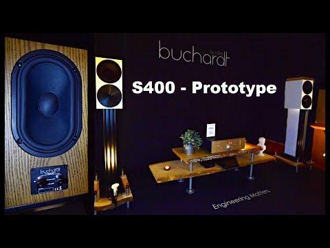 Buchardt Audio S400 Review Prototype Very Good Sounding Best Small Speakers  #top 10 #loudspeakers