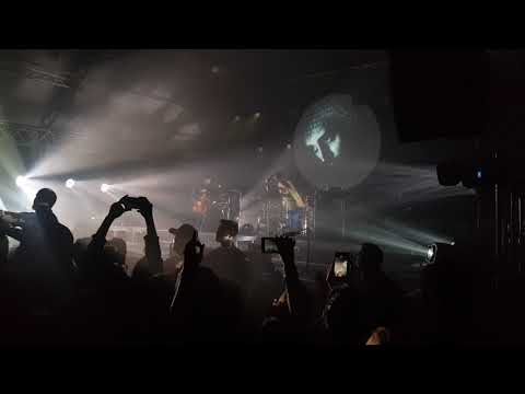Architects - Gone With The Wind ( live @ Tonhalle München/Munich - 29.01.2018 )