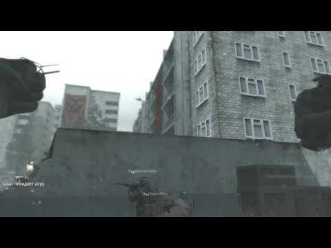 Игра онлайн Call of duty 4 смотреть на канале Games Online