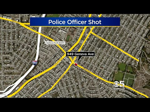 San Francisco Police Officer, 5 Others Hurt In Shootout