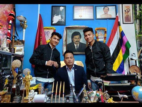 Kaiku (Mr.R.K. Somendro) Manipur Actor