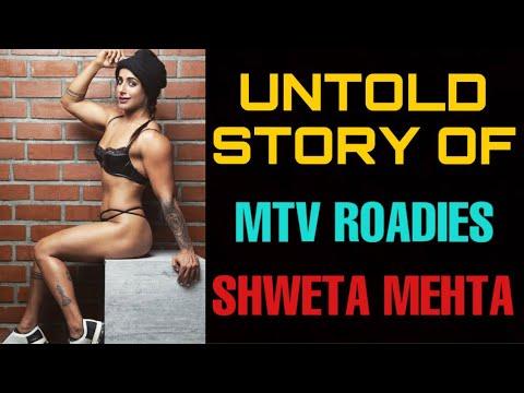 UNTOLD STORY OF MTV ROADIES SHWETA MEHTA   ANI RAY