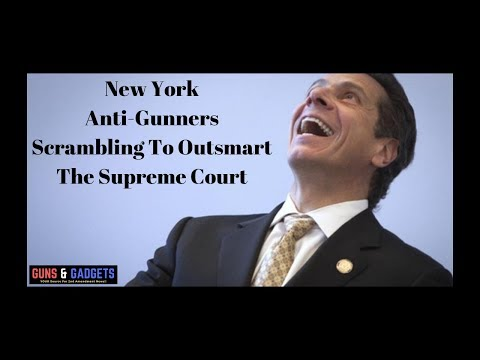New York Trying To Loosen Gun Laws To Avoid SCOTUS Case