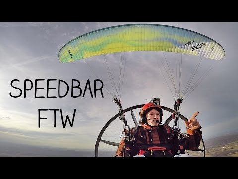 Paramotor Cross Country - 44 Miles