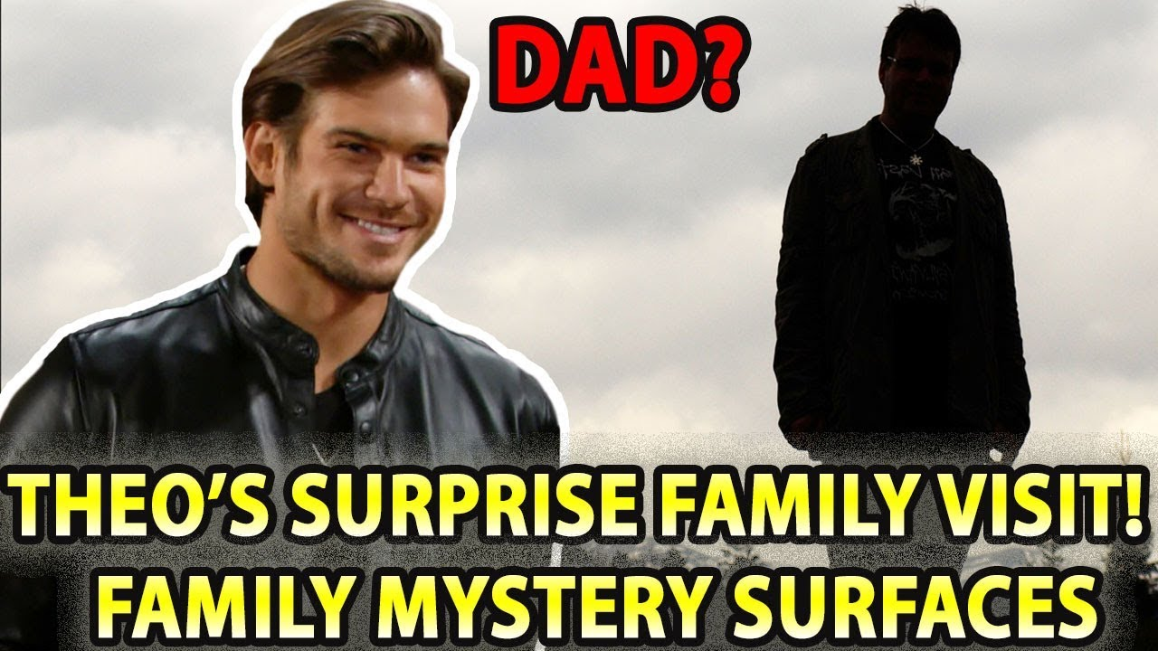 The Young And The Restless Spoilers Theo S Surprise