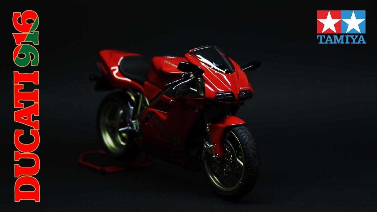 Ducati 916 112 Tamiya By Scale Models Qz Kits Desmosedici