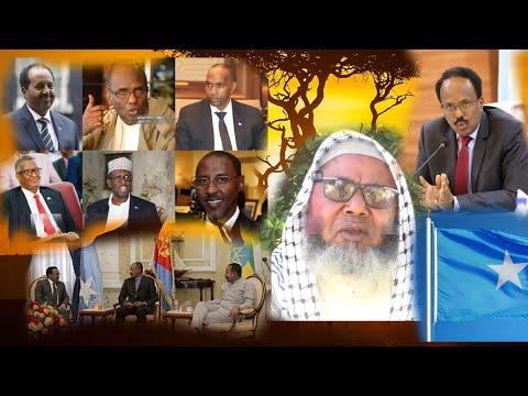Midnimadii Somalia Haloo Noqdo Sh Xasan Daheeye Oo Sir Culus Daaha Ka qaaday + Farmaajo Oo Qorshe Lo