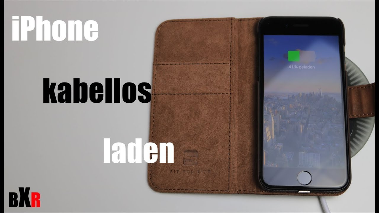 Kabelloses Laden Handy Iphone Kabellos Laden Deutsch