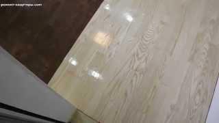 комплексный ремонт комнаты с укладкой и полировкой паркета в Минске(, 2015-10-09T15:08:41.000Z)