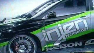 MY TUNING CARS IN NFS PRO STREET