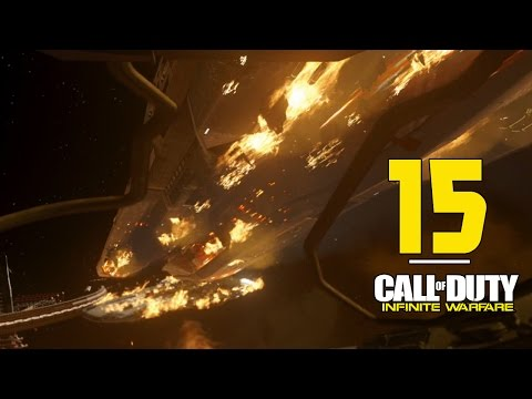 CALL OF DUTY INFINITE WARFARE Gameplay Walkthrough ITA - Parte 15 - Olympus Mons