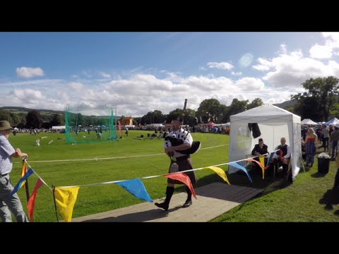 PITLOCHRY HIGHLAND GAMES (700 Subscribers)
