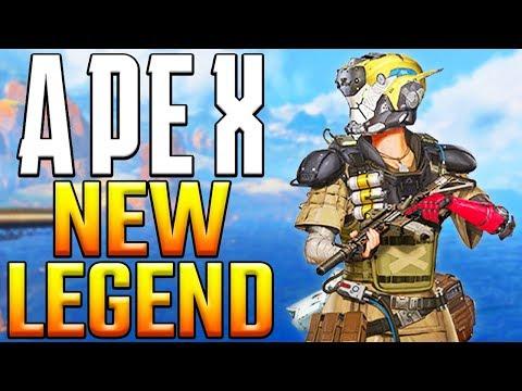 Apex Legends New Characters Leaked! (Blisk + Skunner + Nomad Abilities)