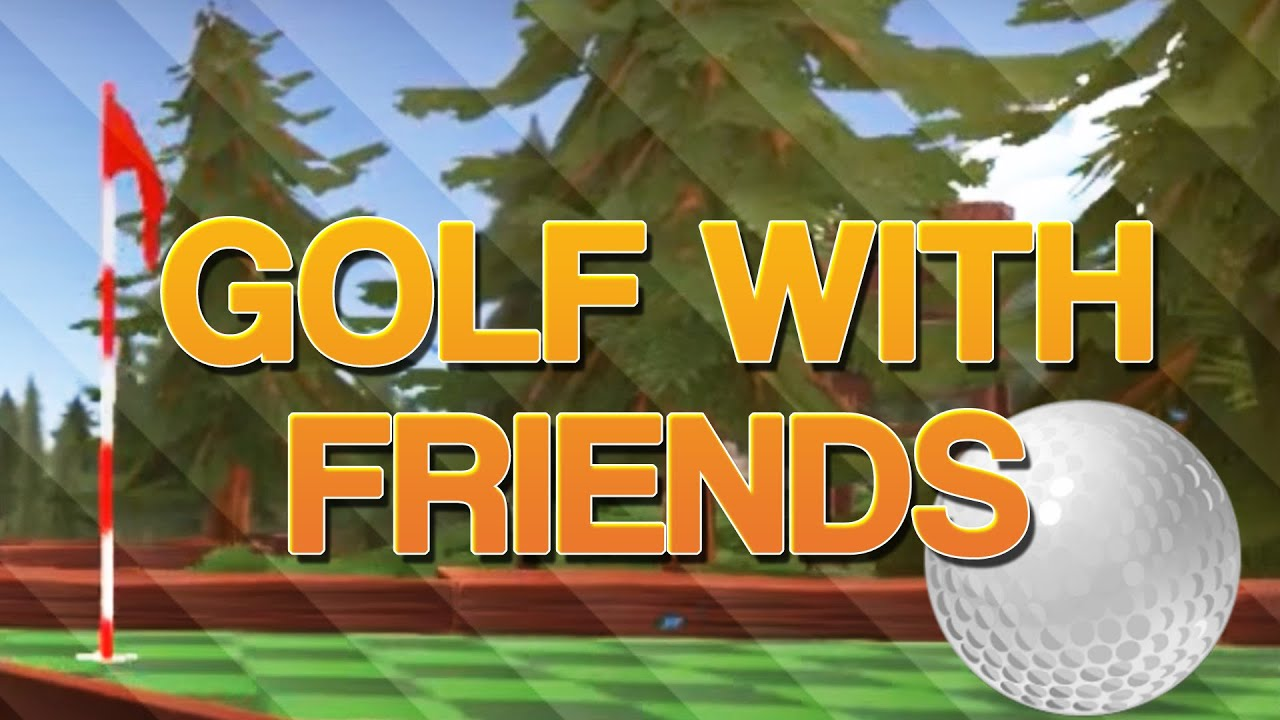 I DONT NEED YOUR ADVICE GRIMES || Golf with Friends #3 ... Golf With Friends