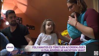 Folyamatos az érdeklődés a családvédelmi akcióterv iránt