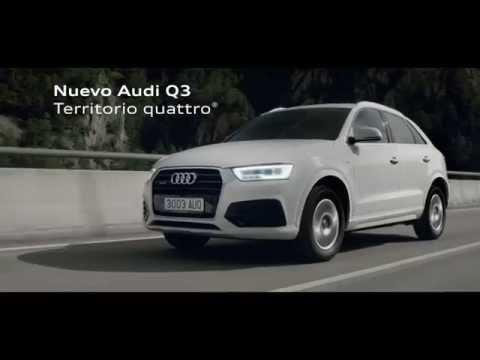 Audi Q3 WANDERLUST