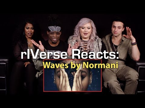 RIVerse Reacts: Waves By Normani - M/V Reaction
