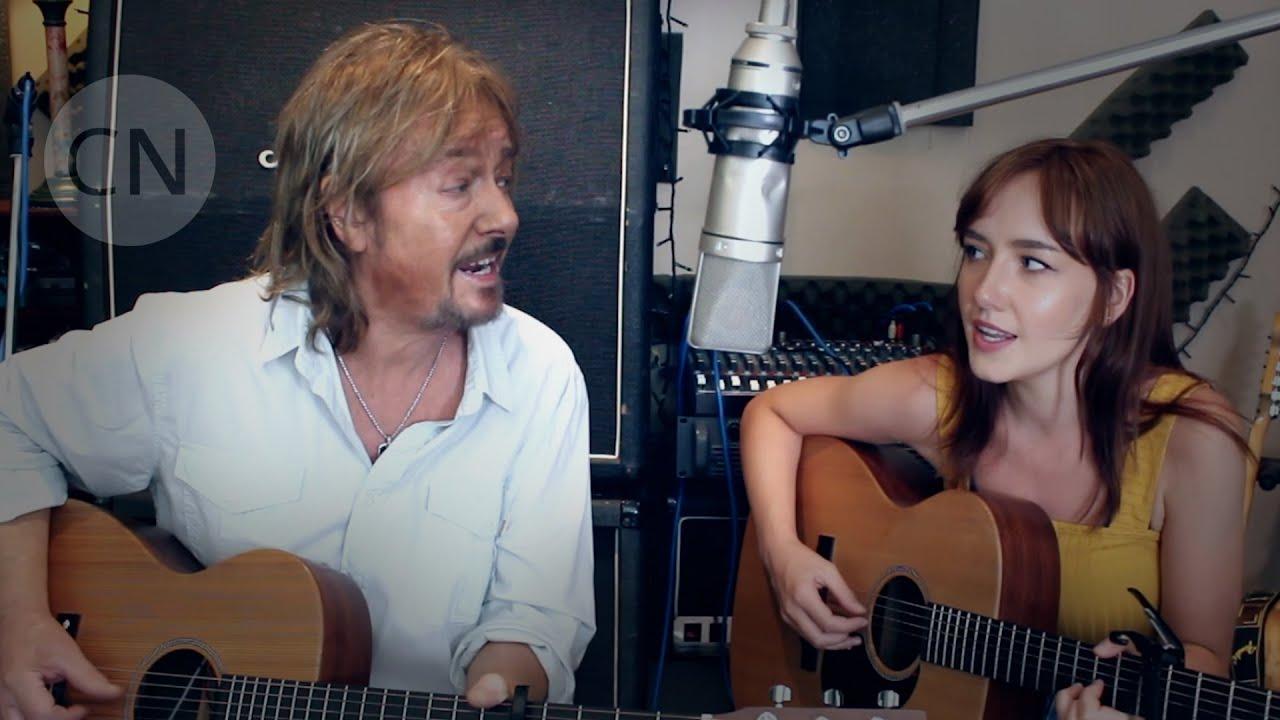 Chris und Susan Norman sing Homeward Bound