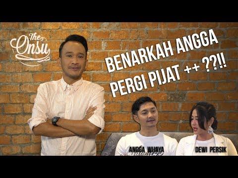 Chit-Chat Bensu -- Benarkah Angga Pergi Pijat ++ ???