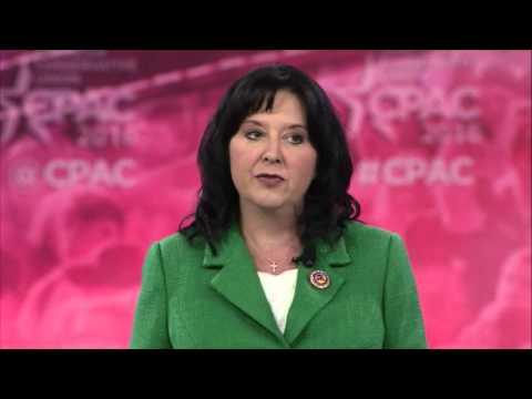 CPAC 2016 - Michele Reagan, Secretary of State of Arizona