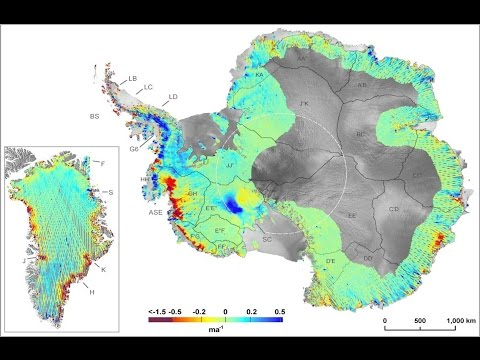 Melting Ice, Rising Seas (Part One) -  Prof Jonathan Bamber, Introduced by Prof Bryan Storey