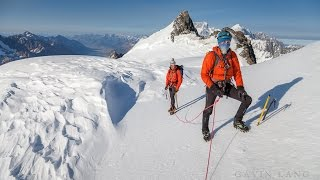 Mountaineering with FIRST LIGHT GUIDING in NEW ZEALAND