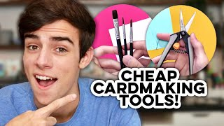 These Cheap Card Making Tools Are GAMECHANGERS In The Craft Room!