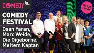 hr Comedy Festival vom 14.01.2020