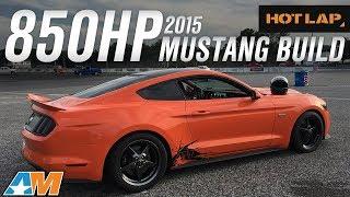 HL: 850HP Mustang 1/4 Mile + 2016 GT Gets Bagged, HP & Styling! - AmericanMuscle