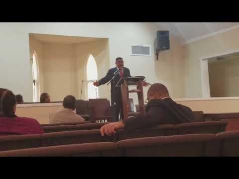 3/11/2018 3pm fellowship Babb Memorial King Solomon Missionary Baptist