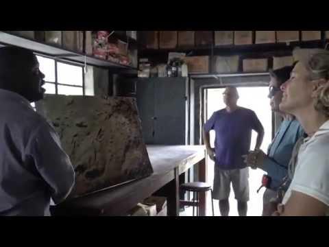 Tanzania   Oldupai Gorge   Discovery of Early Man #10   18 Sept '14