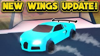 NEW WINGS UPDATE! (ROBLOX Jailbreak)
