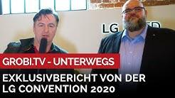 Die neuen LG Fernseher 2020/21 in der Übersicht - Exklusiv Bericht von der LG Convention 2020