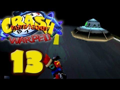Crash Bandicoot 3: Warped - Area 51 is Tiring - Part 13