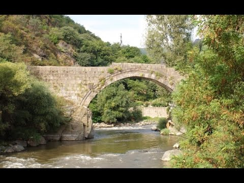 Alawerdi - Alaverdi - Ալավերդի - Most Sanahin - Sanahin bridge - Debed River - Armenia