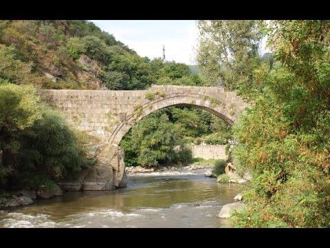 Alawerdi - Alaverdi - Ալավերդի - Most Sanahin - Sanahin Bridge - Debed River - Armenia
