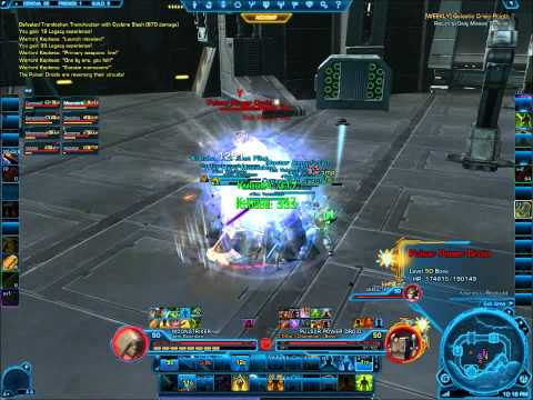 SWTOR - Explosive Conflict - Warlord Kephess - Hard Mode [The Tantalus]