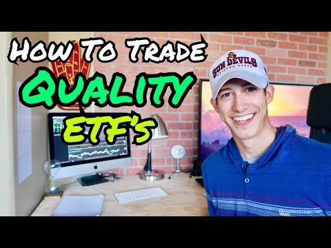 How To Trade Quality ETF's | $1,000 Profit In 2 Days