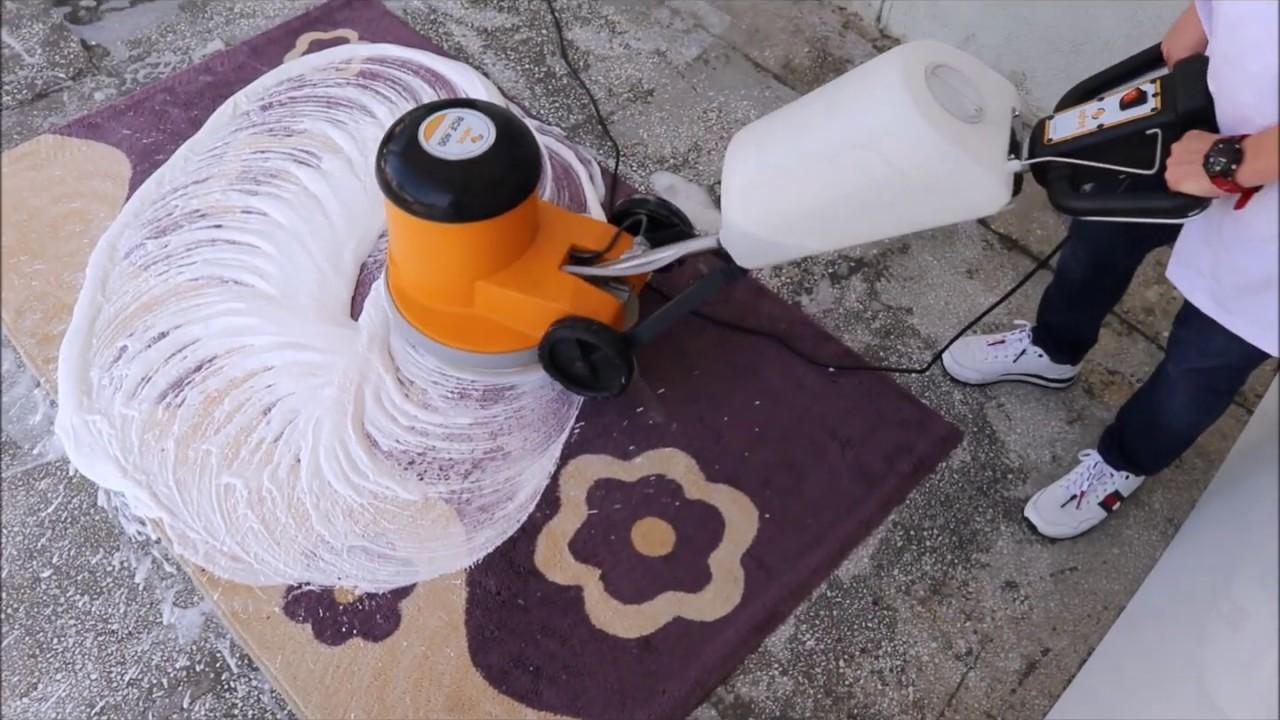 Manuel Hali Yikama Makinesi Mec Makinesi Rencir Makinesi Carpet Cleaning Machines Youtube