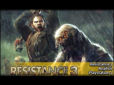 Resistance 3 [Análisis]