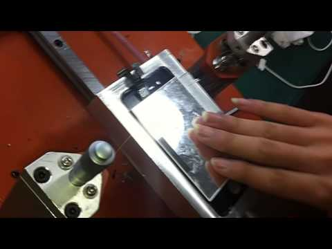 iPhone and Galaxy S series Glass/LCD Separator Factory Setup and Removal Process